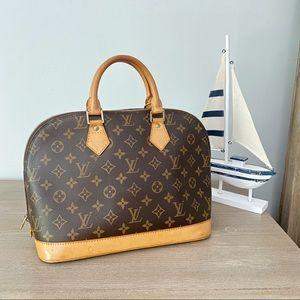 💞ALMA💞Authentic Louis Vuitton Monogram Handbag!